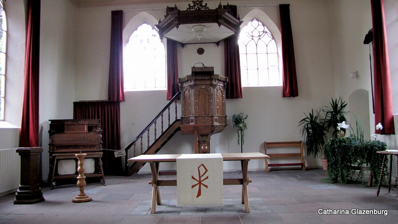 Herhaling kerkdienst van 2015 in Bourtange bij RTV Westerwolde