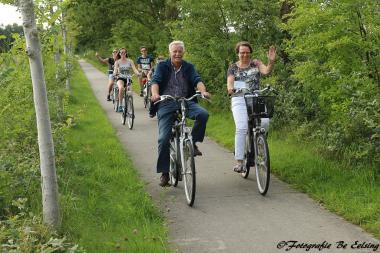 Deelnemersrecord fiets driedaagse Week der Besten bijna gebroken