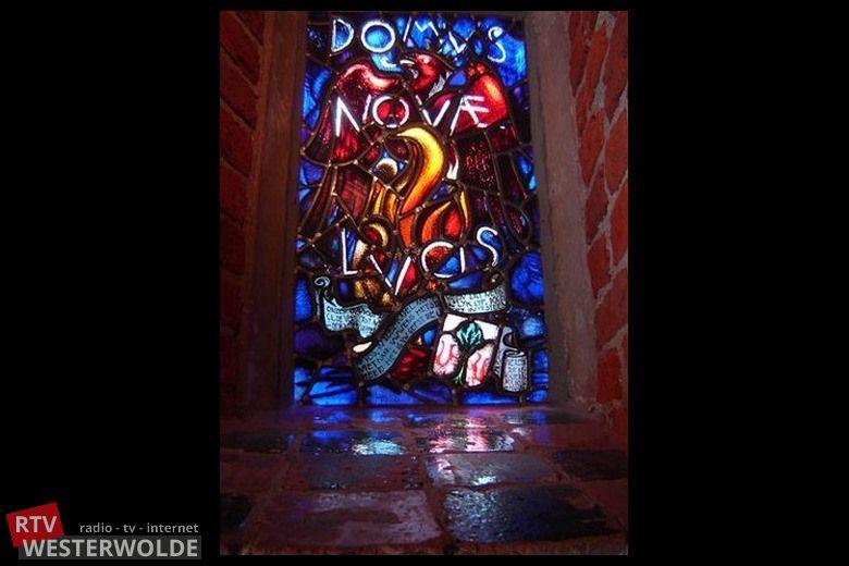 Expositie Flonkerende Lichten Geschilderd In Glas Johan Dijkstra