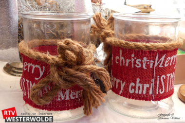 Gezellige en sfeervolle op de kerstmarkt in Sellingerbeetse