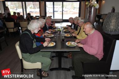 Geslaagde eerste Sociaal Eetcafé Bellingwolde