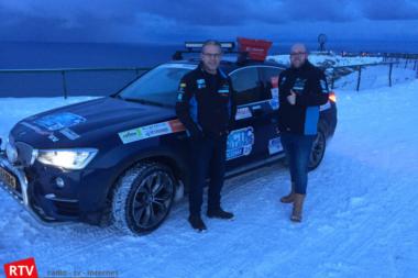 Verslag team Locome van hun deelname aan de Arctic Challenge 2019