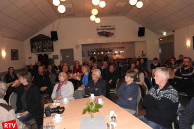 Druk bezochte informatiebijeenkomst Wedderbergen