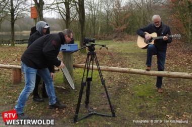 Zangduo K2 neemt videoclip op in Vriescheloo