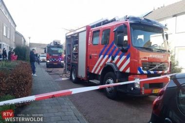 Brand in meterkast veroorzaakt veel rookontwikkeling (Update)