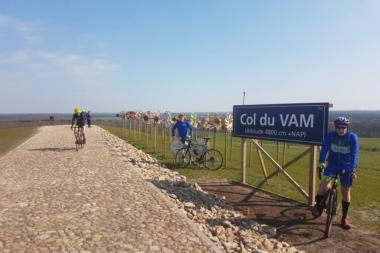 Col du VAM (foto: Martin Veenhuizen/ingezonden)