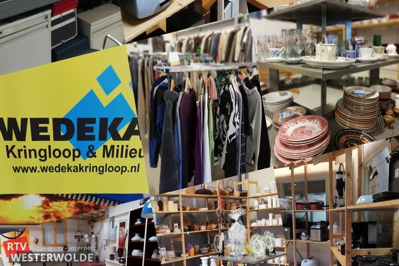 Top Open dag Kringloopwinkel Wedeka Stadskanaal | Westerwolde Actueel PM86