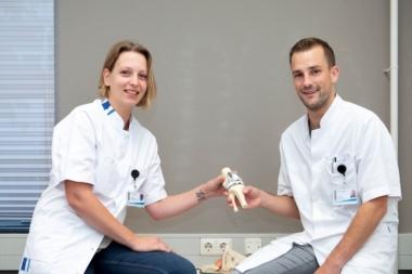Versterking voor orthopeden Treant