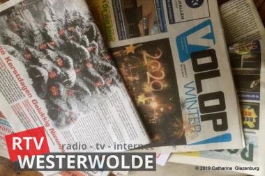 Buurtvereniging Rondom 't Veloat zamelt woensdag het oud papier in