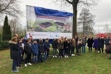 Ontwerp nieuwbouw scholengemeenschap Winkler Prins onthuld