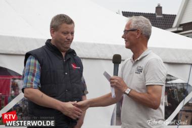 Eenmalige formatie: Ben & Wolle maakt liedje voor Harry Bosscher