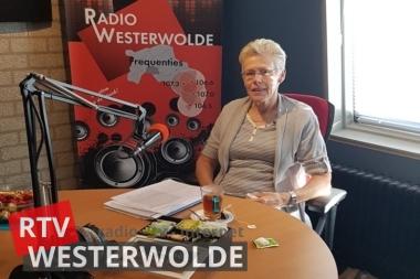 Wendy Wilts te gast bie Diverdoatsie