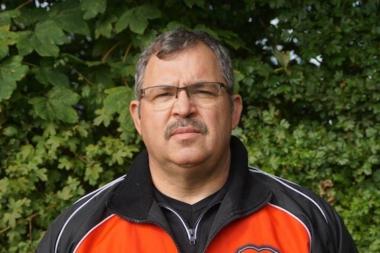 Trainer Gert de Wal