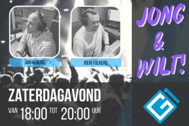 Jong & Wilt! nu ook op jouw radio te beluistern via de kabel, ether en internet