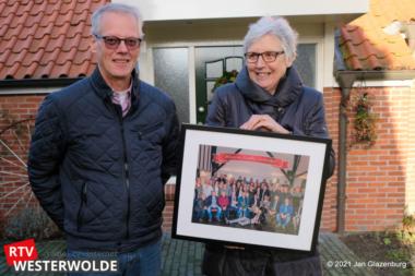 Medewerkers westerwoldeactueel.nl nemen afscheid van Cocky en Rien de Heer