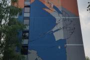 001_Dag-2-Muurschildering-zijkant-Renne-flat-13-06-20