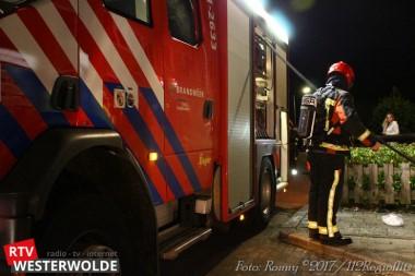 Voor de elfde keer brandstichting in Stadskanaal