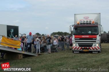 Video en foto's  Truckrun Vlagtwedde