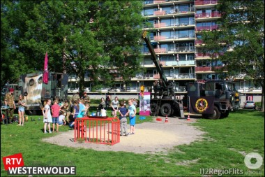 Militairen trappen Landmachtdagen af op basisschool Stadskanaal