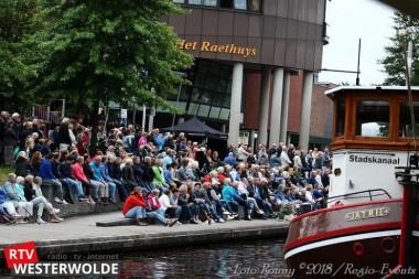 Publiek genoot van 'Prinsengrachtconcert' in Stadskanaal
