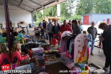Open dag Camping Wedderbergen goed bezocht