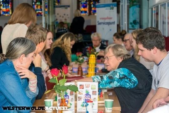 Wegens succes opnieuw VraagelkaarCafé in Appingedam
