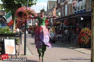 Sprookjes komen tot leven in Veendam