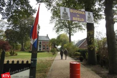 Expositie Buddha in Beeld geopend