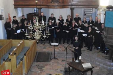 Kamerkoor Capella uit Groningen verzorgde concert in de Magnuskerk in Bellingwolde