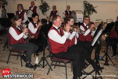Volle bak bij Jubileumconcert Muziekvereniging DOK Blijham