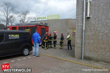 Brandweer Winschoten druk met drie incidenten in de Molenstad