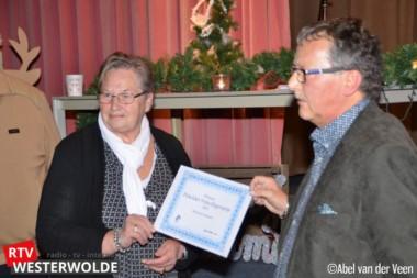 Tinie Kuipers-Hensema en de Kinderspelweek winnen vrijwilligersprijs 2018