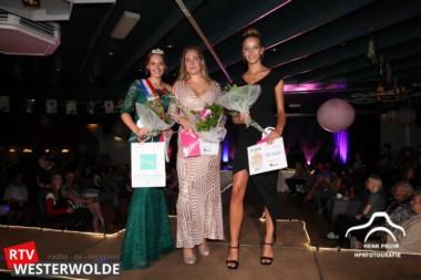 Sacha Meijer uit Veele Miss Week der Besten 2018
