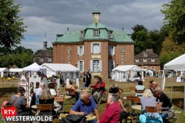 Fotoverslag Park art-kunstmarkt Sögel