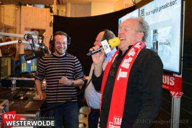 Bert Visscher opent Tafelhuis Oost-Groningen