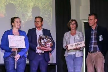Vegters Banket Fabriek Hoogezand winnaar Koploperproject  2017